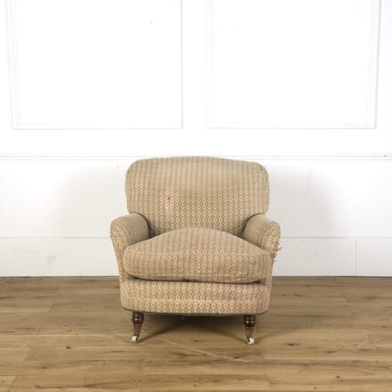 Howard Style Needlework Armchair CH2710031