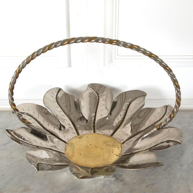 Huge Sunflower Basket Centrepiece DA1511577
