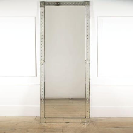 Venetian 19th Century Bistro Mirror MI4517000