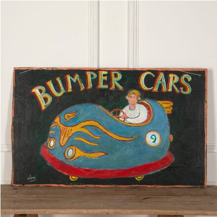 Bumper Cars - Simeon Stafford WD9012250