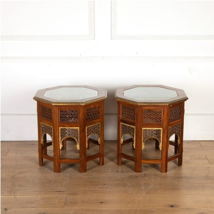 Pair of 19th Century Syrian Tables TC5513545