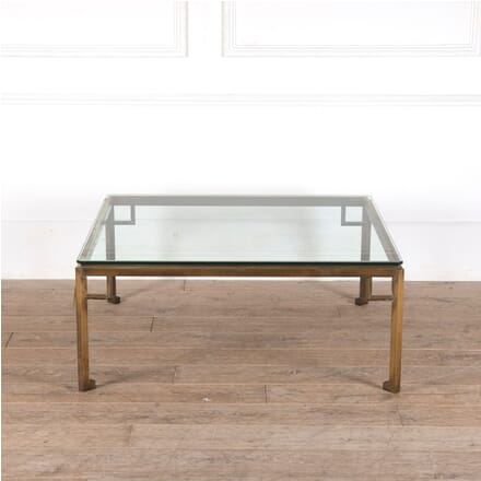 Italian Brass Coffee Table CT3512188
