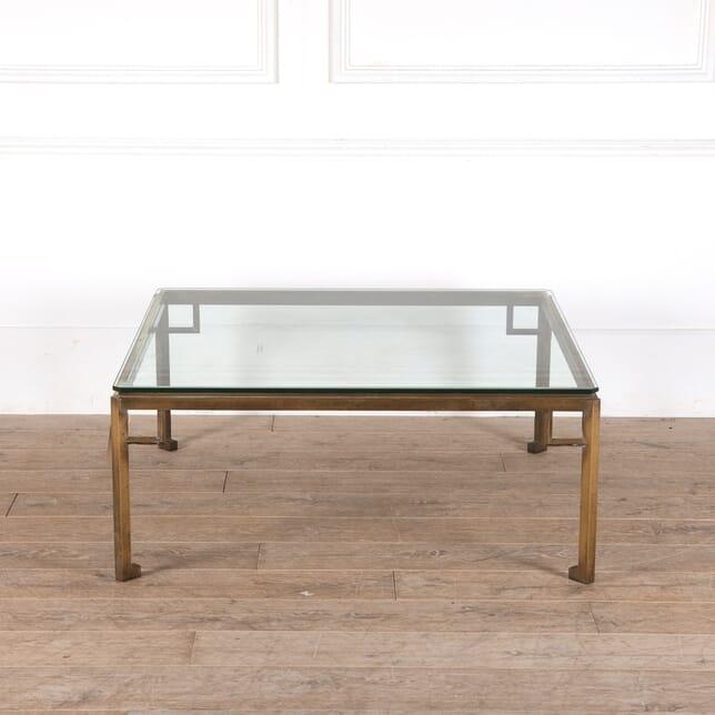 Italian Brass Coffee Table CT3512188