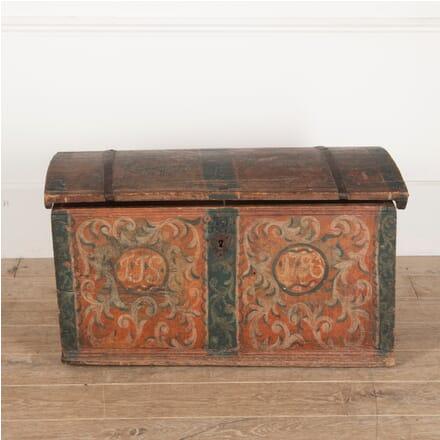 18th Century Decorative Marriage Box CB2012380