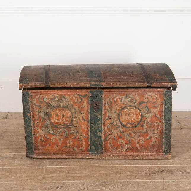 18th Century Decorative Marriage Box CB2012380