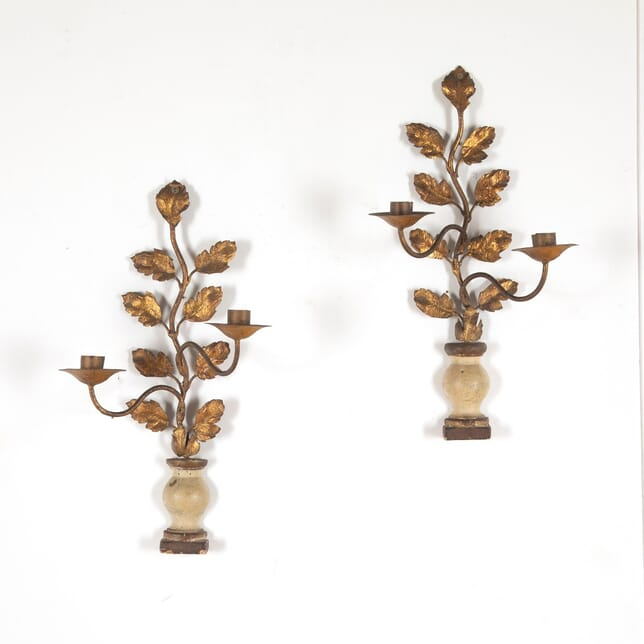 Pair of French Urn Wall Lights LW4812853