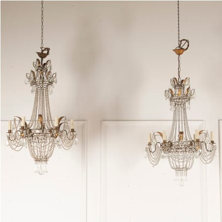 Pair of Italian Chandeliers LC4812277