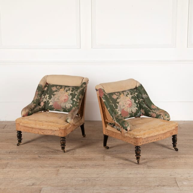 Pair of French Chairs CH3512647