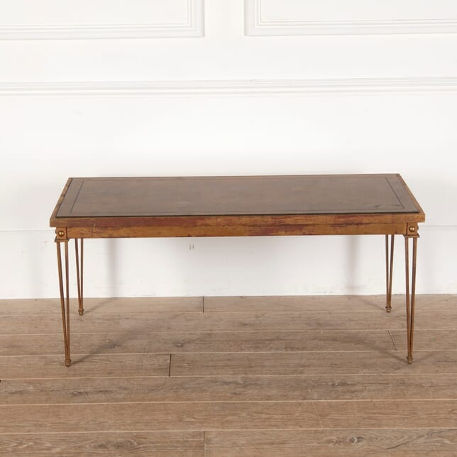 French Iron Base Low Table CT3512190