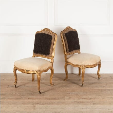 Pair of French Side Chairs CH3512648