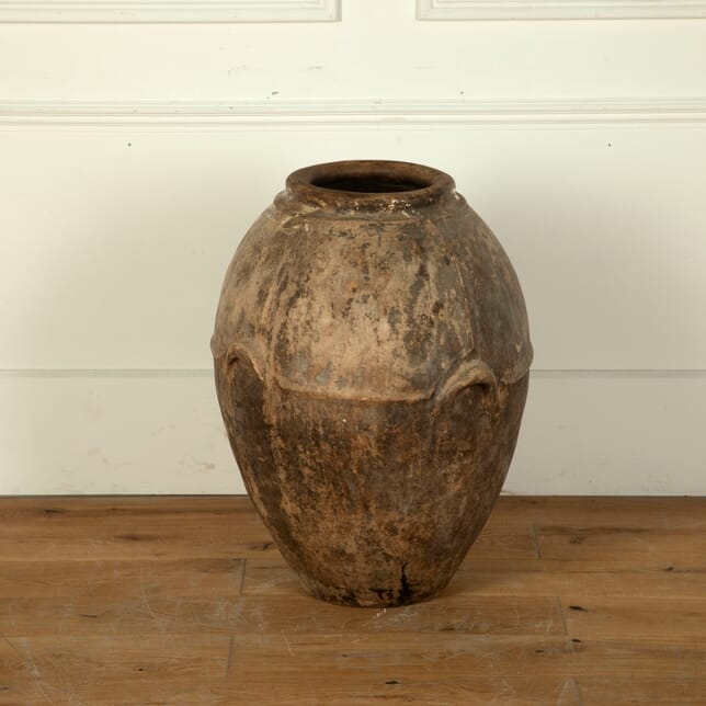 Large 19th Century Italian Terracotta Pot GA9012236