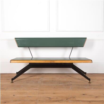 1950s Edoardo Paoli Green Bench SB5712079