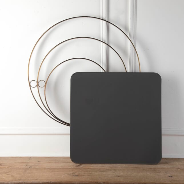 Italian Brass Mirror Designed by Lucian Frigerio MI5712081