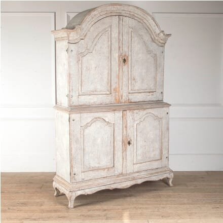 Swedish 19th Century Rococo Cabinet CU6012269