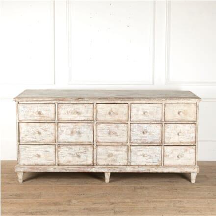 19th Century Swedish Apothecary Cabinet BU6012268