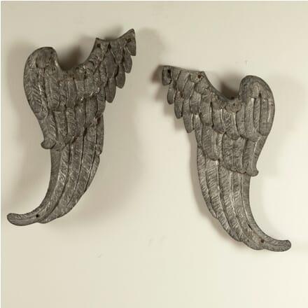 Pair of Large 19th Century Angel Wings DA6011508