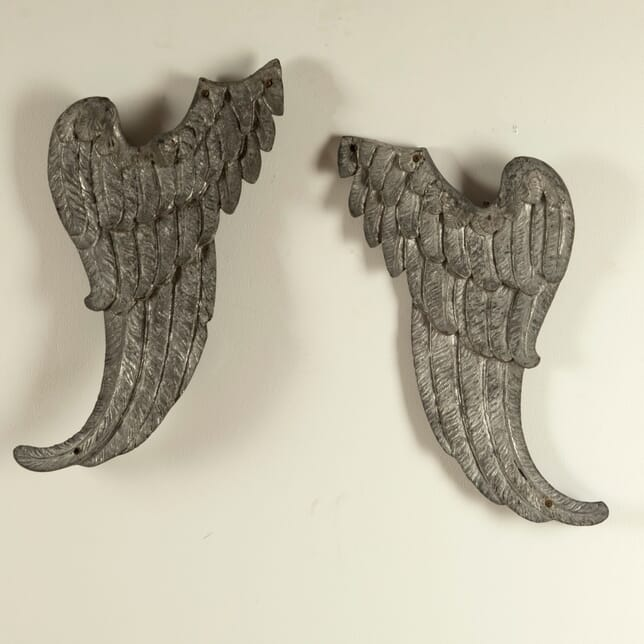 Pair of Large 19th Century Angel Wings DA6011508