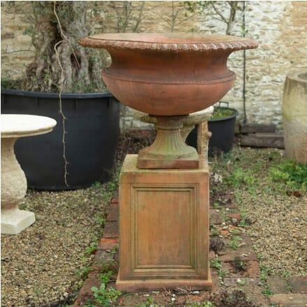 Victorian Terracotta Tazza GA0712224