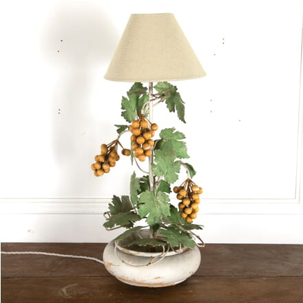 French Toleware Table Lamp LT7712497