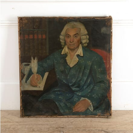 Early 19th Century French Portrait WD7712495