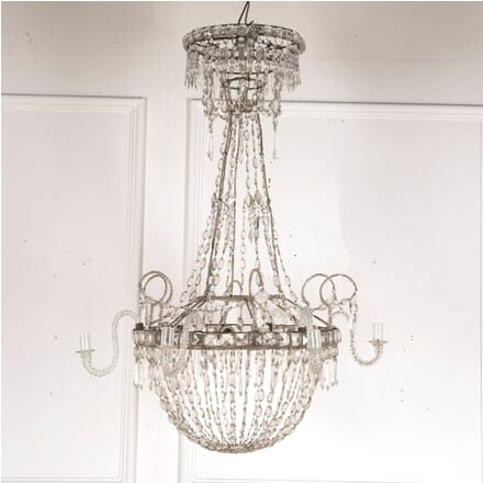 Italian Chandelier with Candle Stems LC4812754
