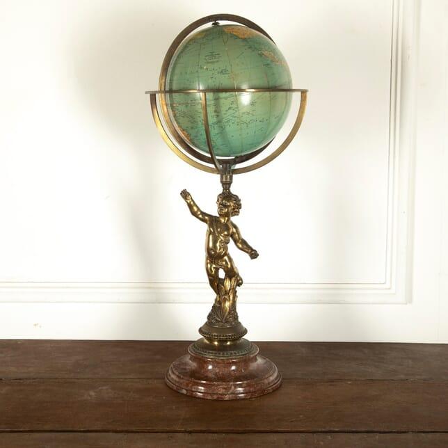 Phillips London Challenge Table Globe DA8812392
