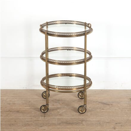 Circular Serving Trolley DA3012784