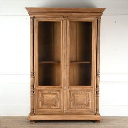 Two Door Walnut Bookcase BK4813145