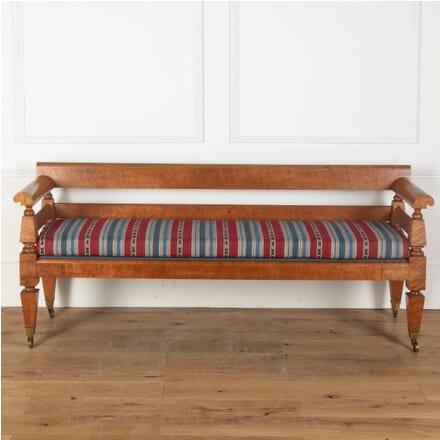 Bird's-Eye Maple Settee SB2712587