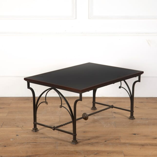 Gothic Style Iron Coffee Table CT3512954