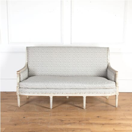 Early 19th Century French Sofa with Original Paint SB9012943