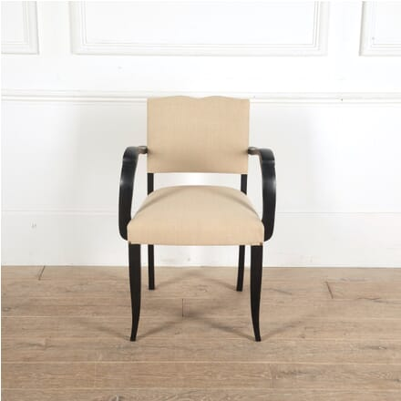 Art Deco Style Desk Chair CH1513017