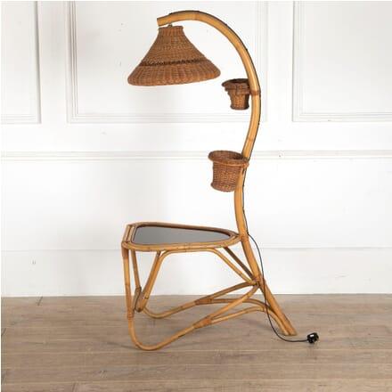 Rattan Floor Lamp LF4312658