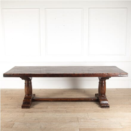 Walnut Refectory Table TS5212256