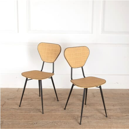 Pair of Mid Century Chairs by Cimca CD2912136