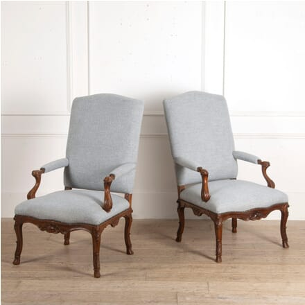 Pair of French Late 19th Century Armchairs CH8812215