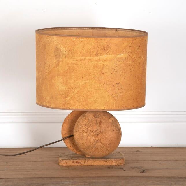 Cork Table Lamp LT2912097