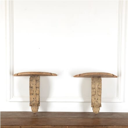 Pair of French 18th Century Wall Brackets OF2812105