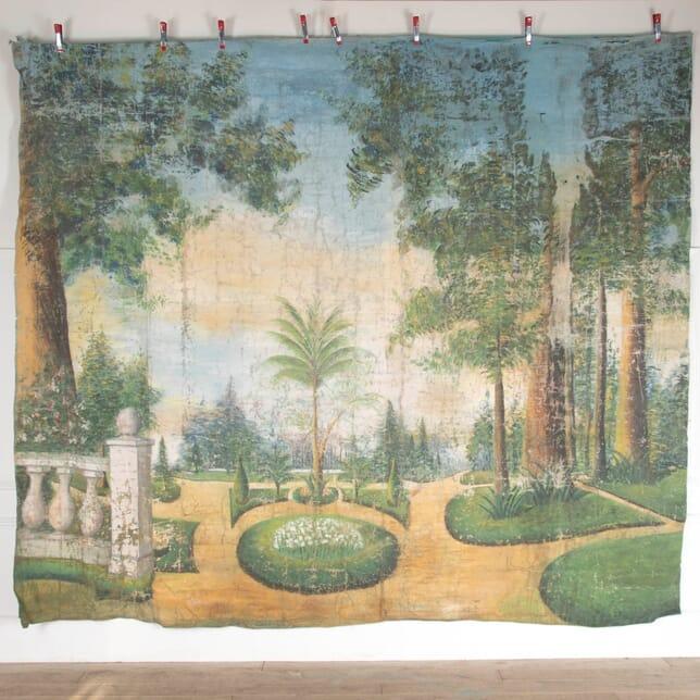 Grand Scale Oil on Canvas DA1110983