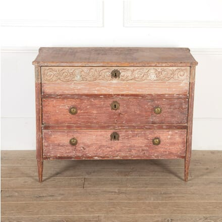 19th Century Swedish Chest of Drawers BD1110868