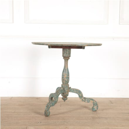 Painted Rococo Table TC1110893