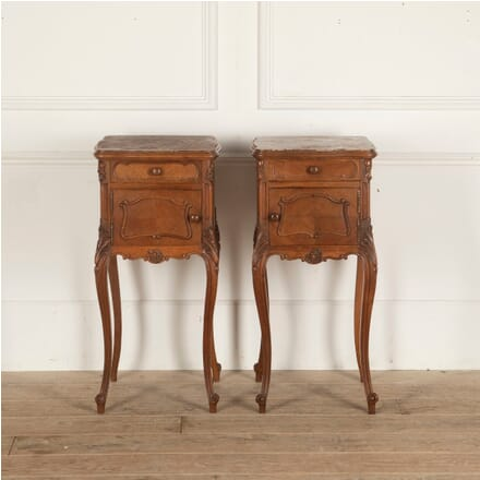 Pair of French Louis XV Night Stands BD4513401