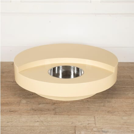 Revolving Coffee Table by Willy Rizzo DA3013333
