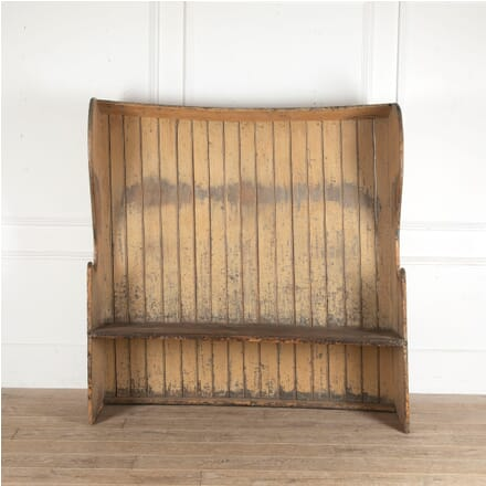 Original Painted Pine West Country Settle DA0912664