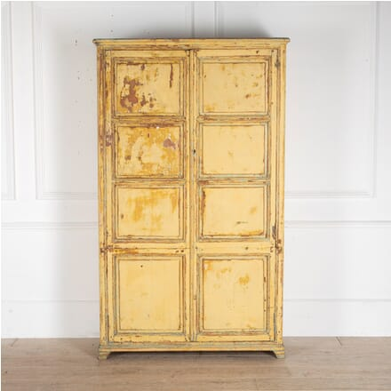 French Cupboard with Original Paint BK4812762