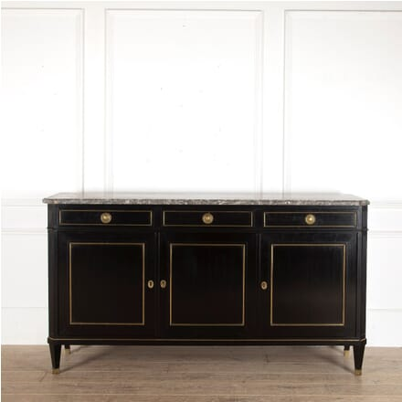 French Ebonised Buffet BU4812761