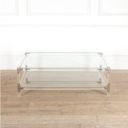 French Mid Century Lucite Coffee Table CT4812763