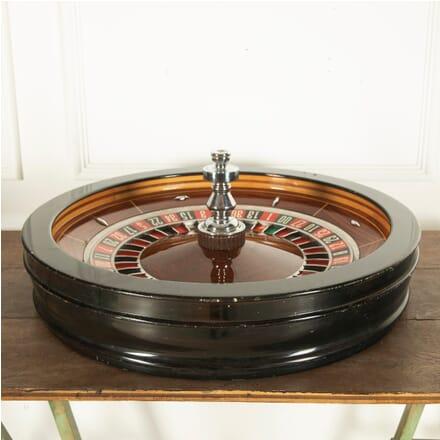 Roulette Wheel DA4812854