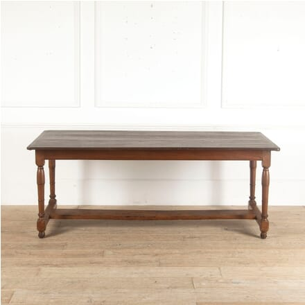 Superb Late 18th Century Oak Farmhouse Table TD8813075