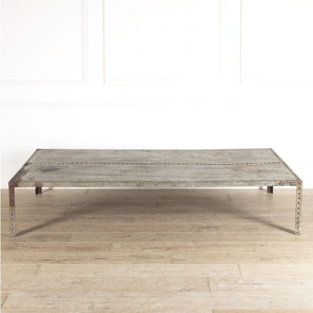 Industrial Coffee Table CT9212484